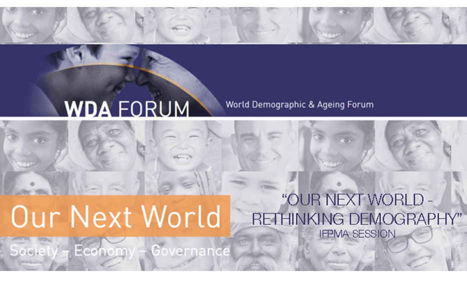 World Demographic & Ageing Forum - Session