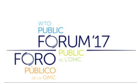 @WTO Public Forum 2017/ SDG3: Trading globally for better health