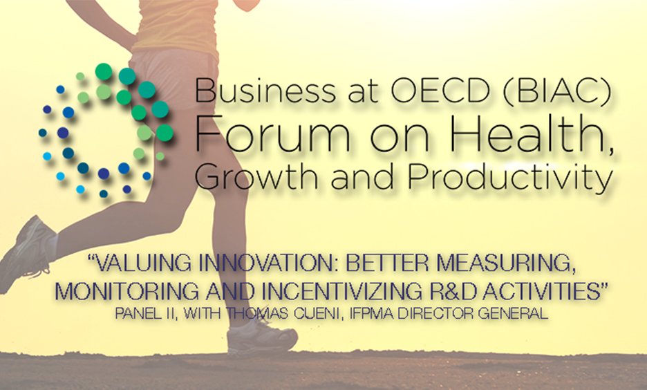 Business at OECD (BIAC) Forum on Health, Growth and Productivity