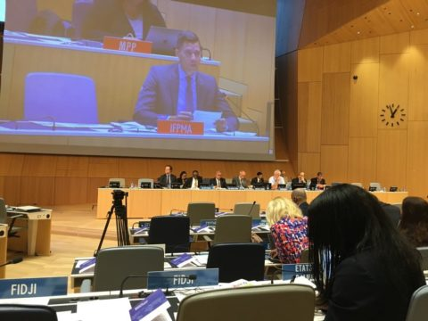 IFPMA Statement at WIPO 2017 General Assemblies