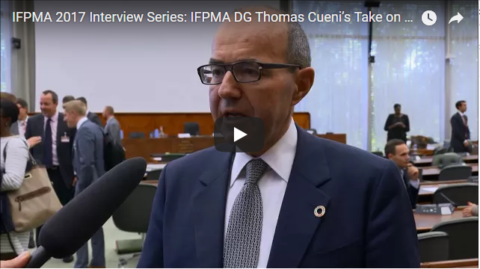IFPMA 2017 Interview Series: IFPMA DG Thomas Cueni's Take on Pat-INFORMED