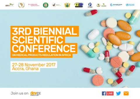 3rd Biennial Scientific Conference on Medical Products Regulation in Africa: Speakers' Quotes