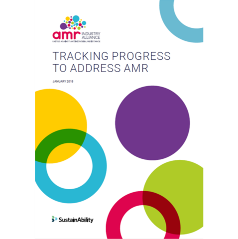 AMR Industry Alliance Progress Report: Tracking Progress to Address AMR