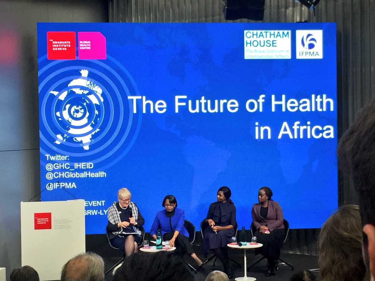 The future of health in Africa