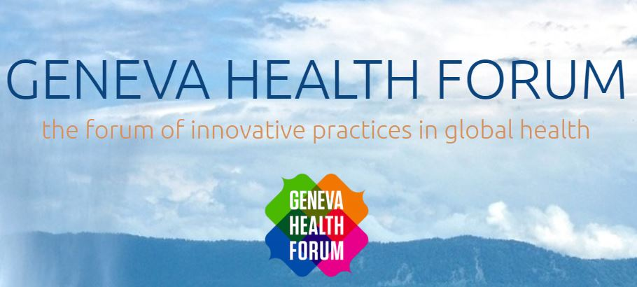 IFPMA - Be Healthy Be Mobile panel discussion during the Geneva Health Forum