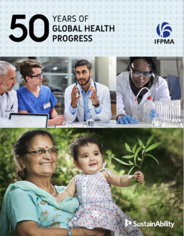 IFPMA/SustainAbility Report: 50 Years of Global Health Progress