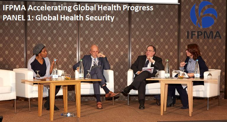IFPMA 'Accelerating Global Health Progress' Event - Panel 1 Global Health Security