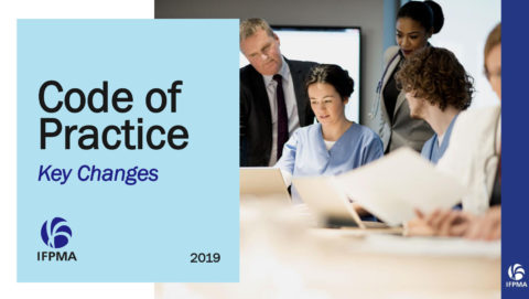 IFPMA Code of Practice 2019 – Key Changes (Slides Webinar)