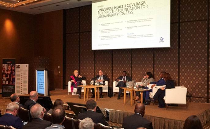 IFPMA 'Accelerating Global Health Progress' Event - Panel 2 Universal Health Coverage