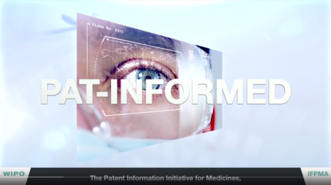 Pat-INFORMED – The Gateway to Medicine Patent Information