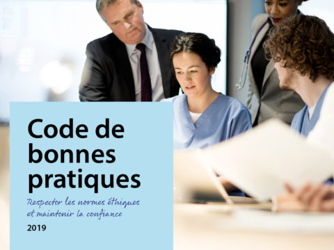 IFPMA Code of Practice 2019 - French