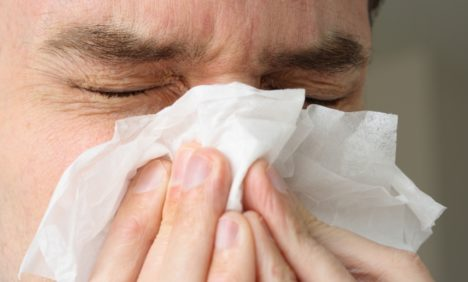 Flu can cause up to 650,000 deaths a year globally