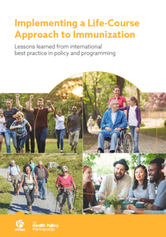 Implementing a Life-Course Approach to Immunization