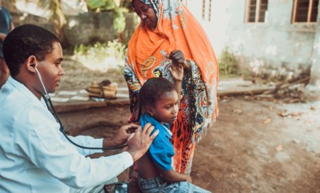 Advancing Health-Related SDGs in Africa Through Private Sector Collaborations