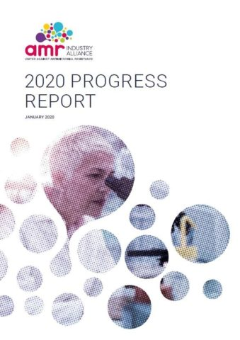 AMR Industry Alliance 2020 progress report
