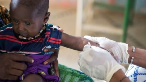 Advancing universal healthcare through a new global immunization agenda