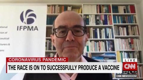Interview – CNN – What might happen when a Covid-19 vaccine is ready?