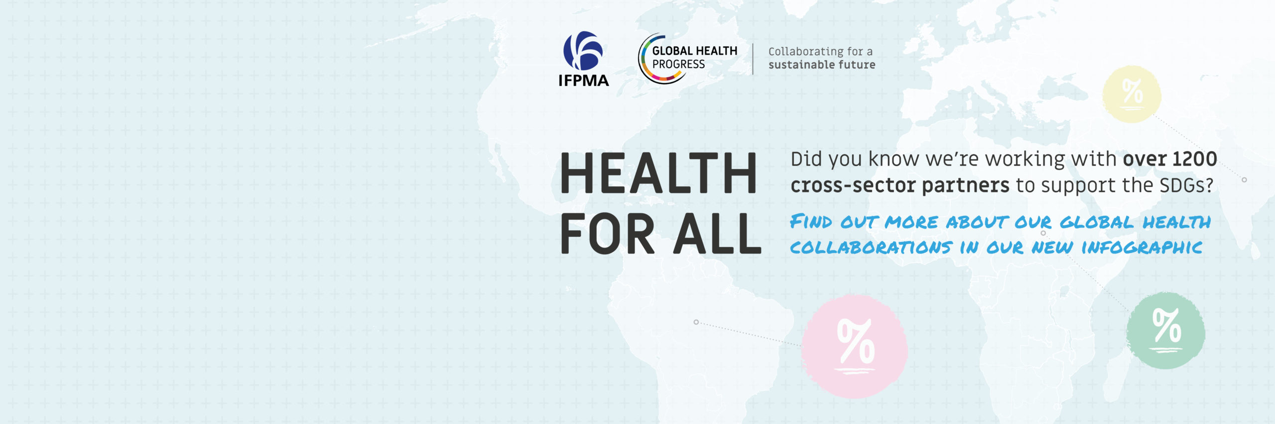 Health for All – Our Collaborations Supporting the SDGs