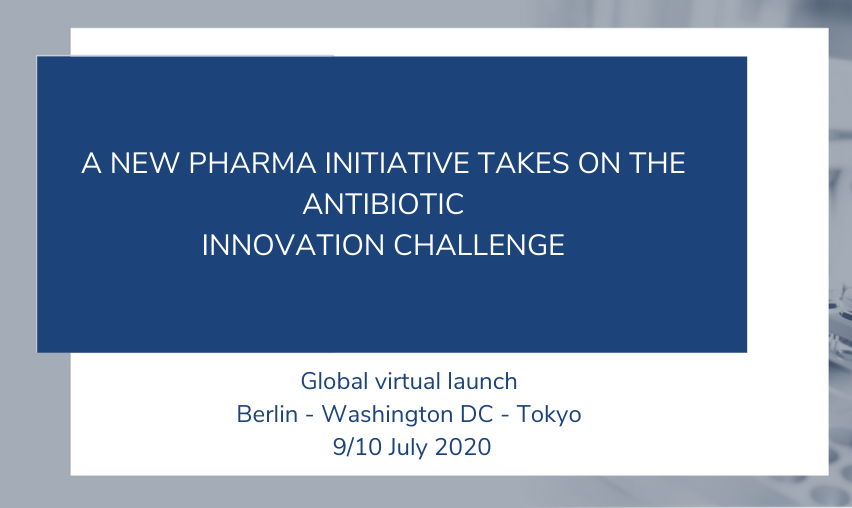 Global Launch – A New Pharma Initiative takes on the Antibiotic Innovation Challenge (Washington DC)