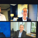 Global Biopharma CEO/Top Executives COVID-19 Media Briefing – COVID-19 therapeutics-3 September 2020 (Video)