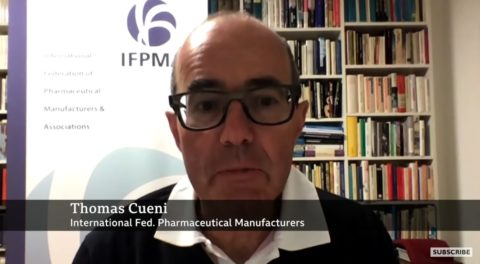 Interview – BBC World News – COVID-19 vaccine manufacturers want to reassure the public and send a message to regulators