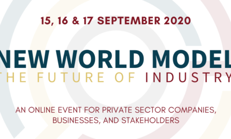 Interview at The New World Model Event on the impact of COVID-19 on the future of the healthcare industry