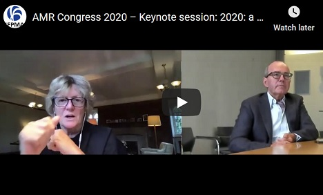 2020: a game changer year for AMR? (Video)