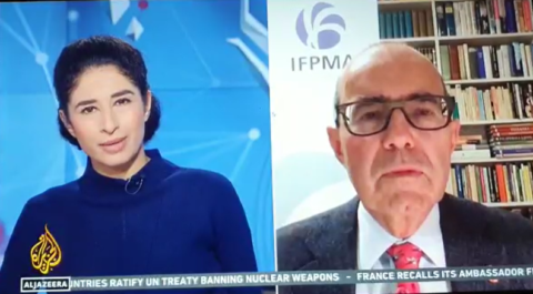 Interview – Al Jazeera – How COVID-19 vaccine manufacturers are collaborating with governments to ensure that an effective and safe vaccine is available everywhere in the world