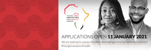 "Speak Up Africa and IFPMA launch the ""Africa Young Innovators for Health Award"" to fuel innovation and help advance promising healthcare solutions"