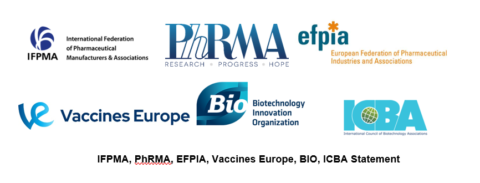 Innovative biopharmaceutical industry comment on COVID-19 vaccines dosing strategies and recommend following the science