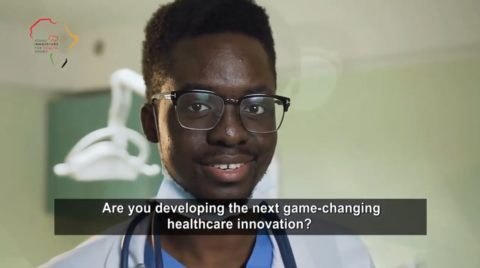 The Africa Young Innovators for Health Award – Promotional Launch Video