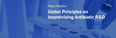 New principles on incentivizing antibiotic R&D