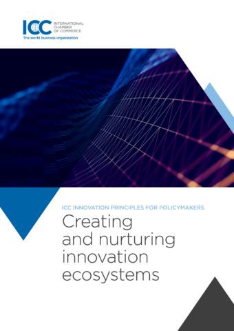 ICC innovation Principles for Policymakers - Creating and nurturing innovation ecosystems
