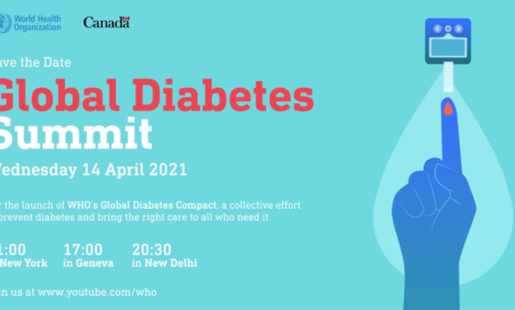 Launch of the Global Diabetes Compact
