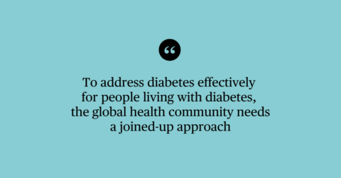 Overcoming key barriers to quality diabetes care around the world