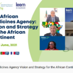 The African Medicines Agency Vision and Strategy for the African Continent - 22 June 2021 (Video)