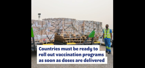 Each and every country faces unique challenges in rolling out COVID-19 vaccination (Step #4)