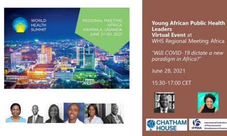 Enabling the next generation of African Health Leaders for the road ahead