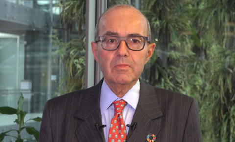 Thomas Cueni Statement - Global COVID-19 Summit: Ending the Pandemic and Building Back Better (Video)
